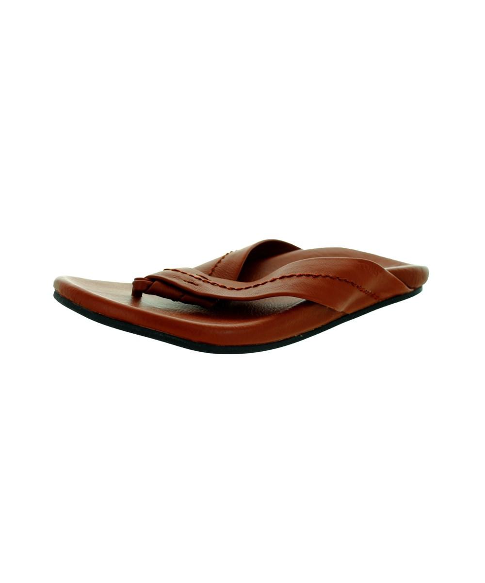 Toms Men's Semana Flip Flop Sandal In Brown