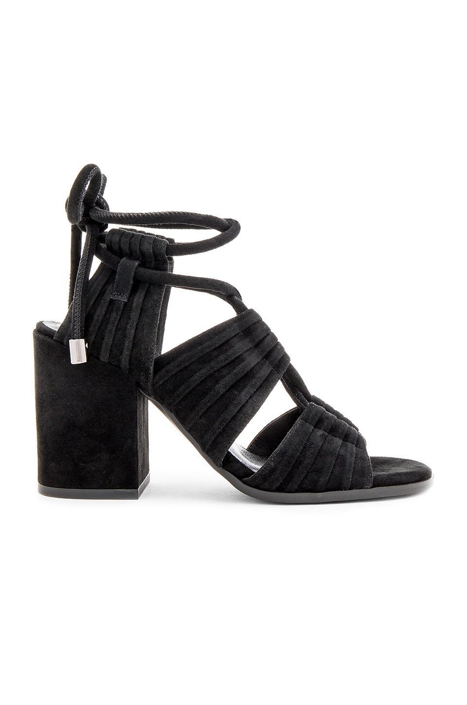 Senso Sibella Sandals In Ebony