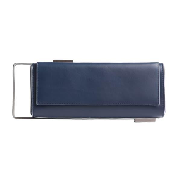 LautĒm Night & Day Handbag Blue