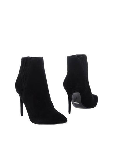 Schutz Ankle Boots In Black