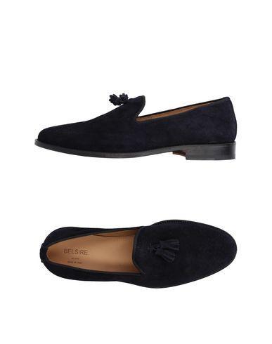 Belsire Loafers In Dark Blue