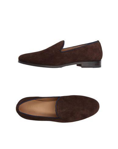 Belsire Loafers In Dark Brown
