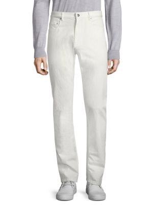 Vilebrequin Straight-leg Jeans In White
