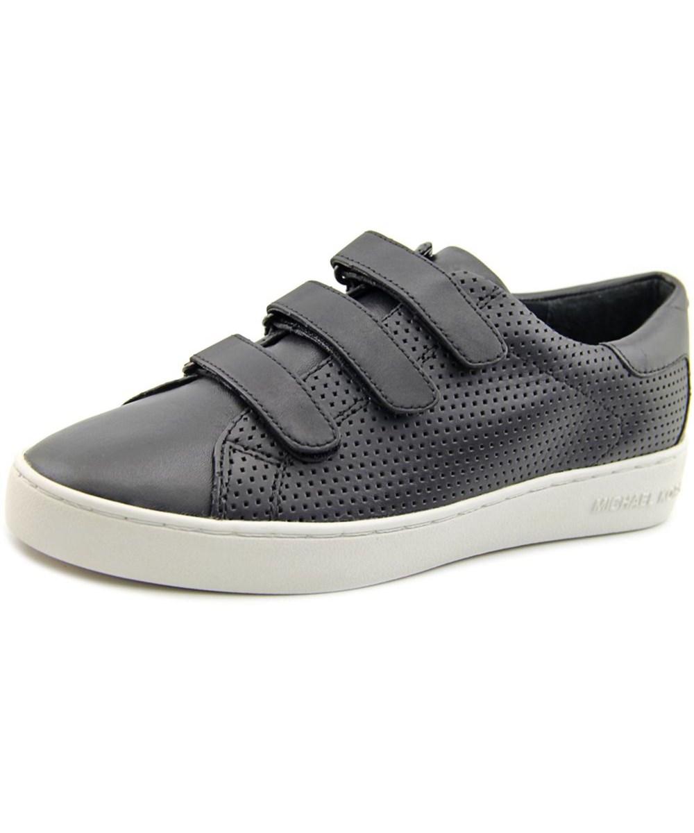 Michael Michael Kors Craig Sneaker    Leather  Fashion Sneakers In Black