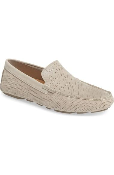 Ugg Henrick Twinsole Driving Shoe In Ceramic