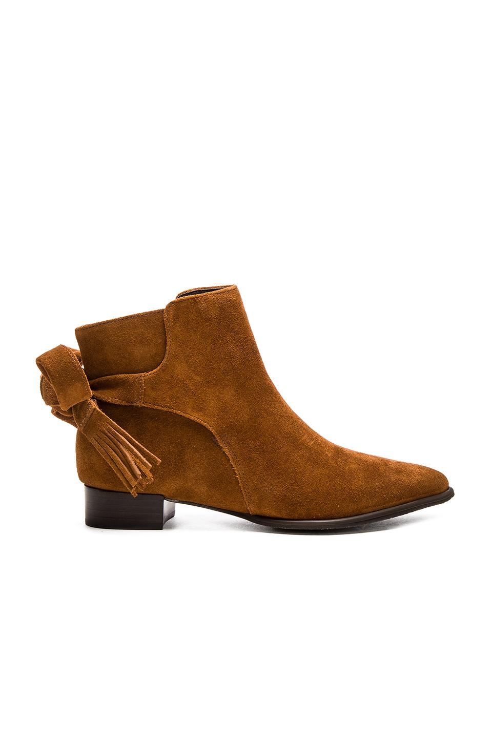 Schutz Boralila Bootie In Wood