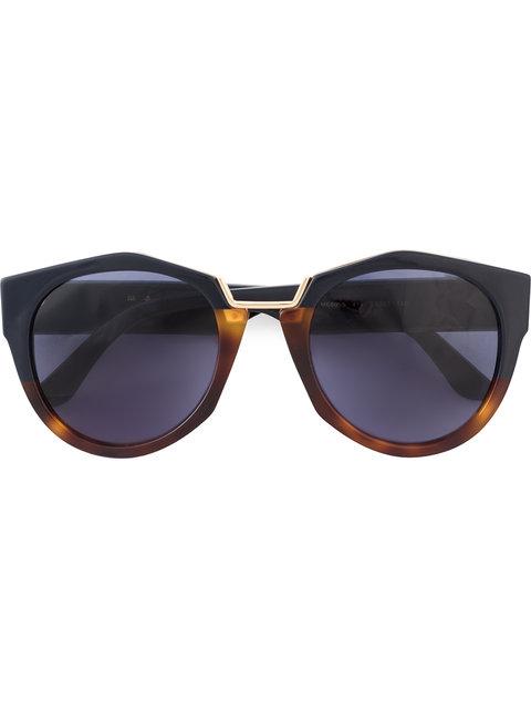 Marni Driver Acetate Sunglasses In Multicolour