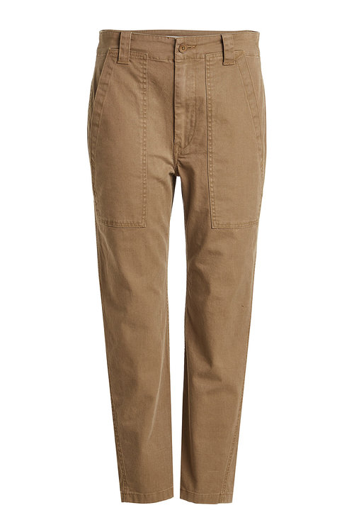 Vince Military Pants In Green