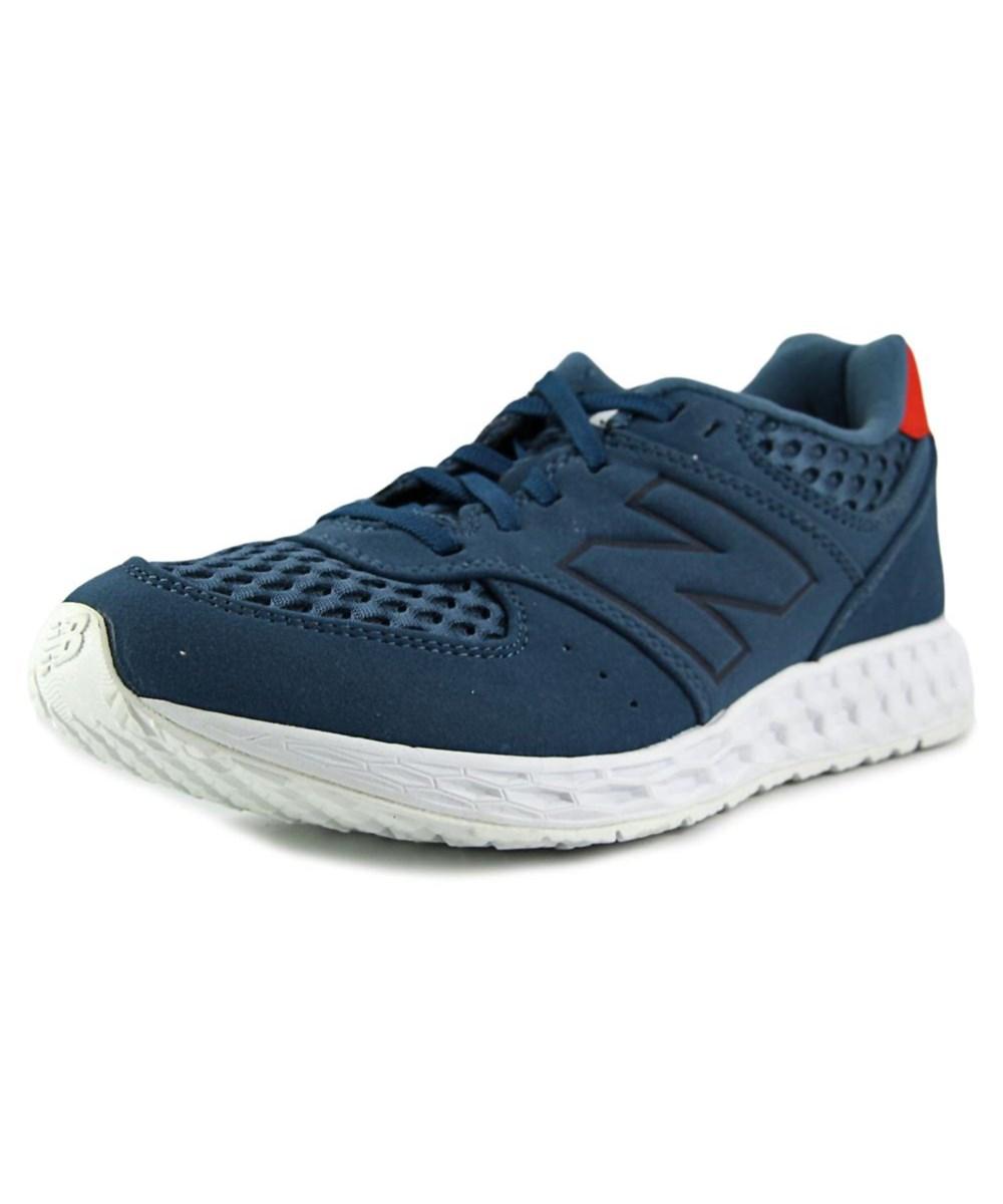 New Balance Mfl574 Men  Round Toe Synthetic Blue Running Shoe