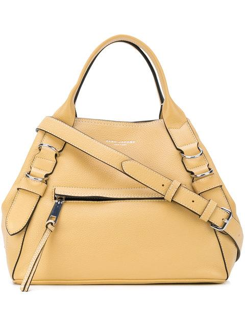 Marc Jacobs Small The Anchor Tote In Sahara