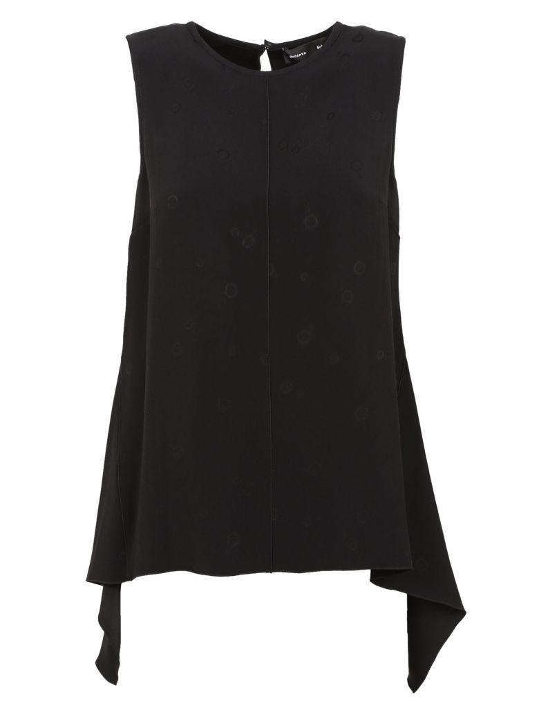 Proenza Schouler Sleeveless Top In Black