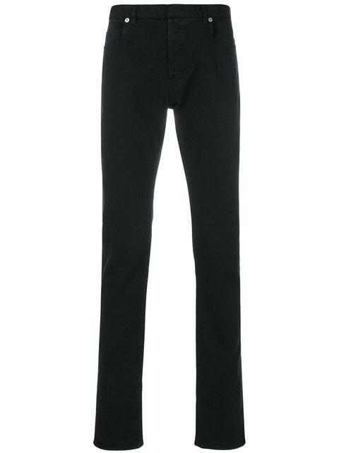 Maison Margiela Slim Fit Denim Jeans - Black
