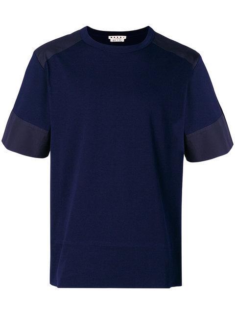 Marni Structured Panel T-shirt