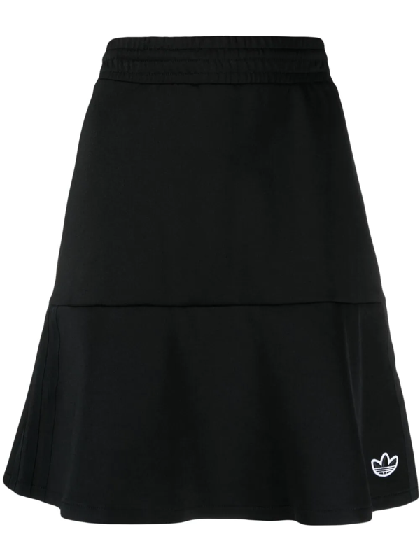 Adidas Originals Adidas Women's Originals Midi Skirt In Black