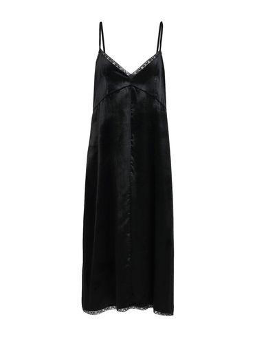 Prada 3/4 Length Dresses In Black