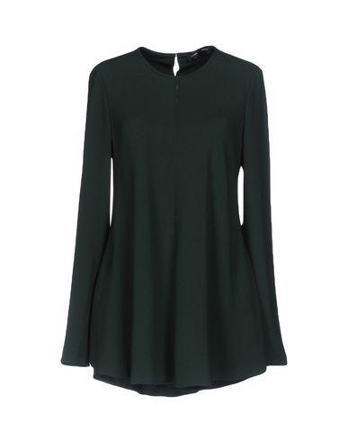 Proenza Schouler Blouse In Emerald Green