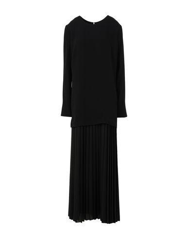 Adam Lippes Long Dress In Black
