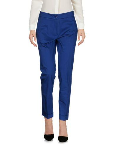 Etro Casual Pants In Blue