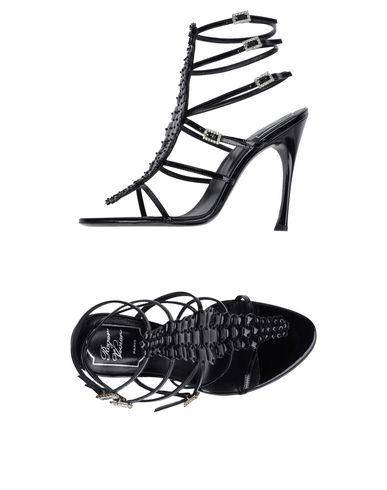 Roger Vivier Sandals In Black