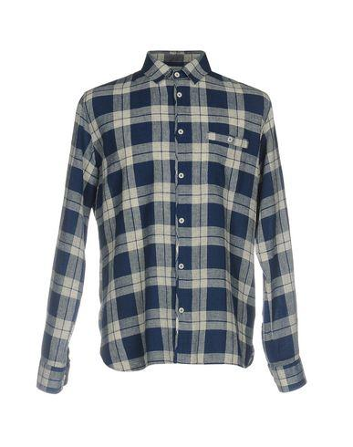 Whistles Checked Shirt In Blue