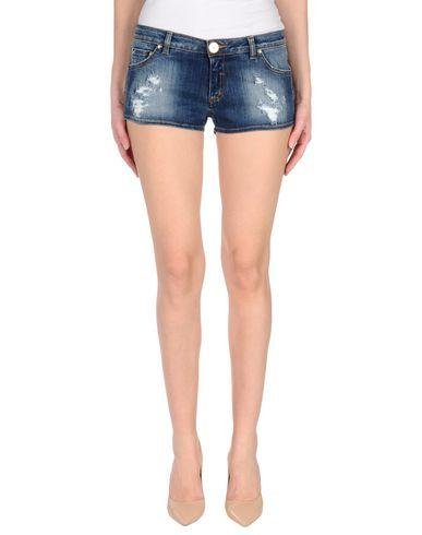 Moschino Denim Shorts In Blue