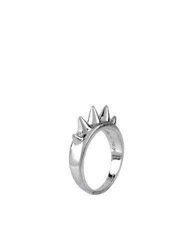 Mcq By Alexander Mcqueen Ring In Silver