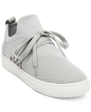adfad62a2f5 Steve Madden Women s Lancer Athletic Sneakers In Grey