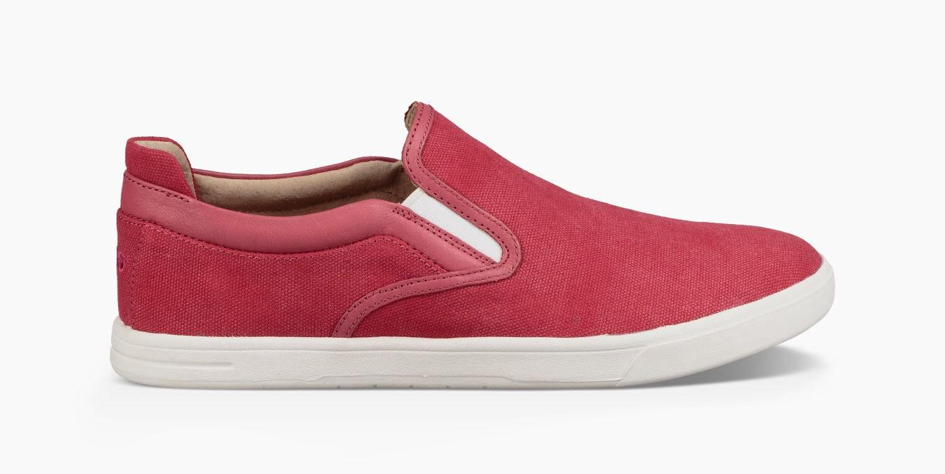 Ugg Mateo Canvas, Viking Red
