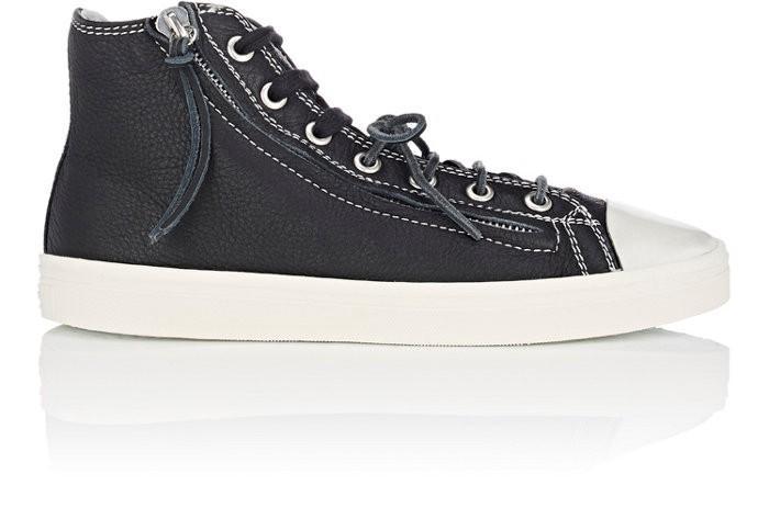 Saint Laurent Rivington Sneakers - Black