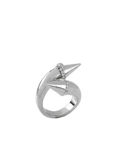 Mcq By Alexander Mcqueen Rings In Silver