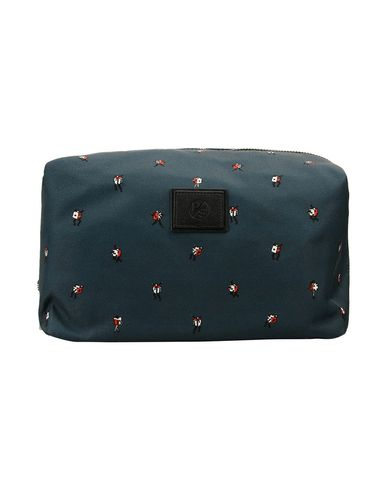 Ps By Paul Smith Beauty Cases In Deep Jade