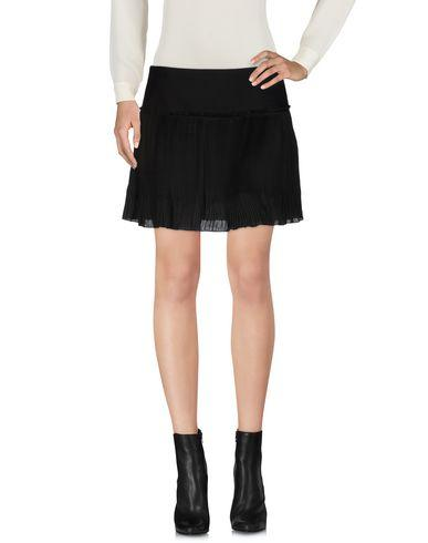 Pinko Mini Skirt In Black