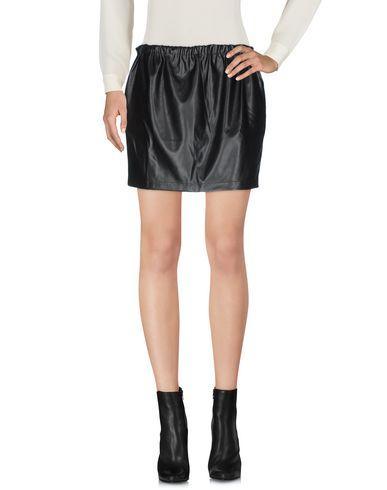 Bobi Mini Skirt In Black