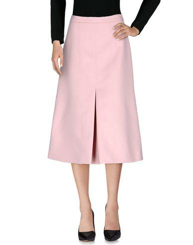 Vilshenko 3/4 Length Skirt In Pink