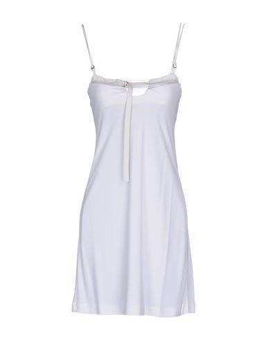 John Richmond Short Dresses In White
