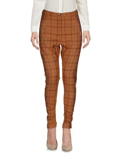 Pinko Casual Pants In Brown