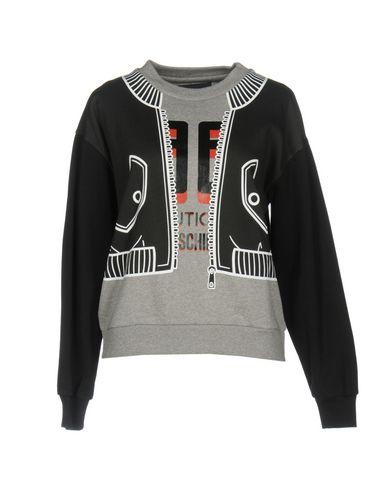 Boutique Moschino Sweatshirts In Black