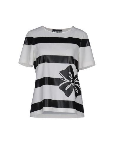 Boutique Moschino Striped Shirt In White