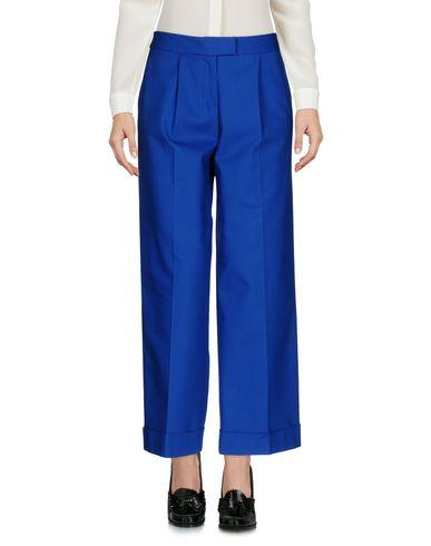 Boutique Moschino Casual Pants In Blue