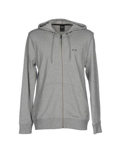 Oakley Hooded Sweatshirt In Light Grey