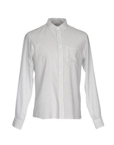 Paul & Joe Striped Shirt In White