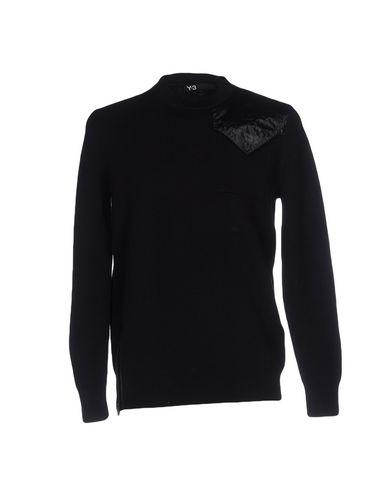 Y-3 Sweaters In Black
