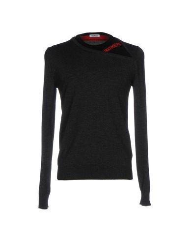Bikkembergs Sweater In Steel Grey