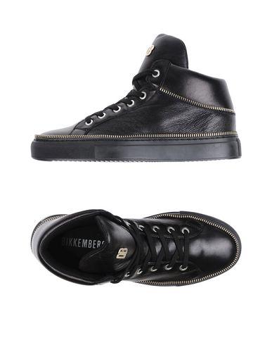 Bikkembergs Sneakers In Black