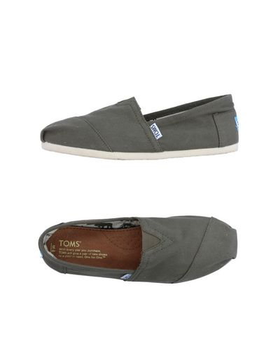 Toms Sneakers In Military Green