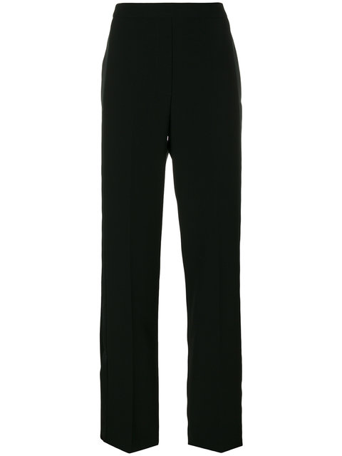 Neil Barrett Satin Stripe Trousers