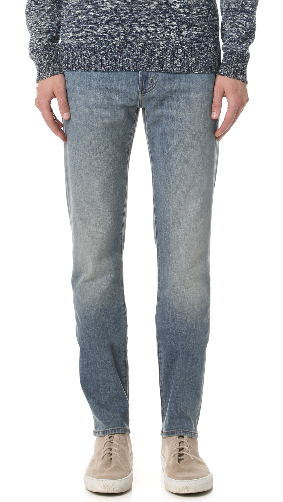 J Brand Kane Straight Fit Jeans In Alremi