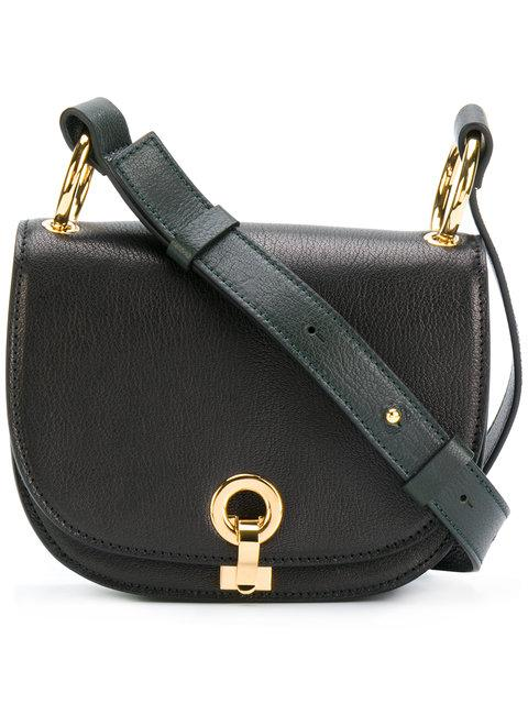 Marni Pois Cross Body Bag - Black