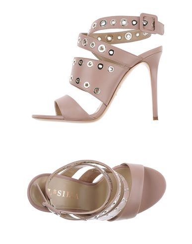 Le Silla Sandals In Light Brown