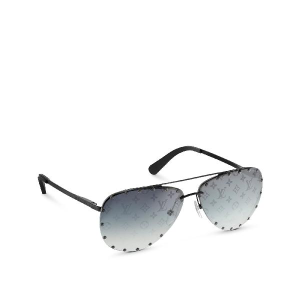57753440d90 Louis Vuitton The Party Sunglasses | ModeSens